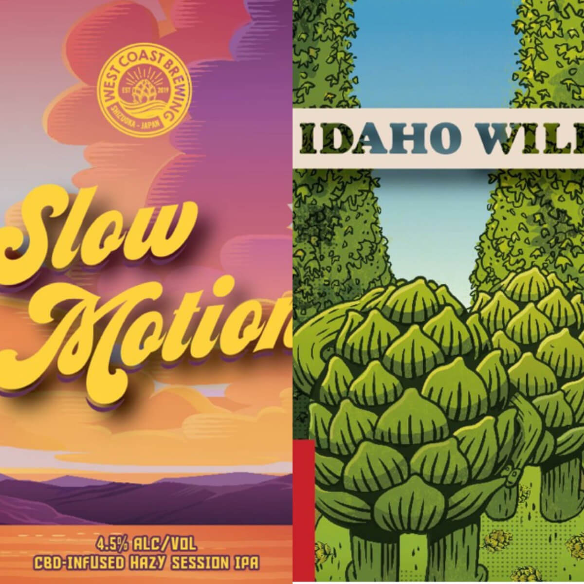 Idaho Wild x Slow Motion